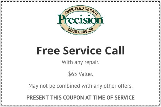 Coupons And Discounts Precision Door Myrtle Beach Sc